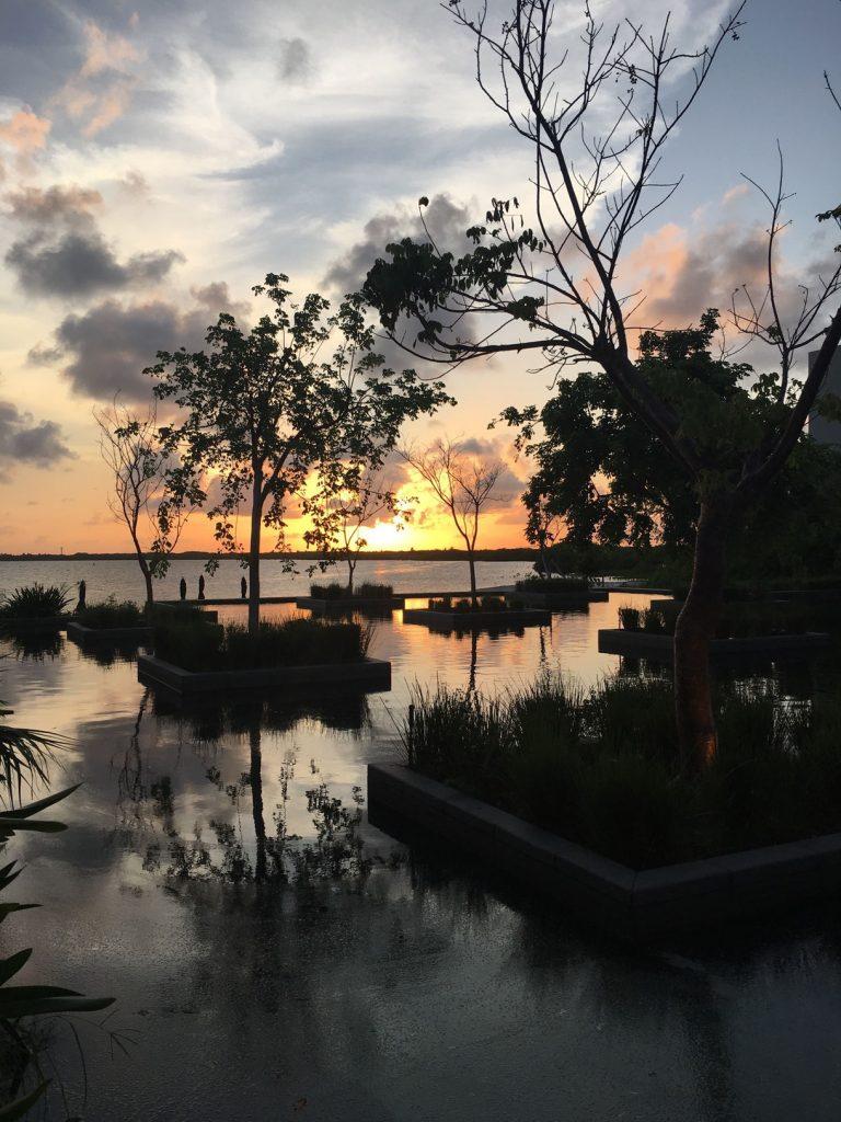 Sunset at Nizuc