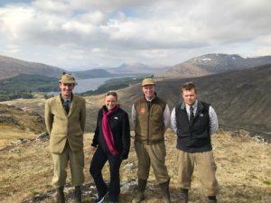 Scotland group photo
